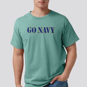 Go Navy Mens Comfort Colors Shirt